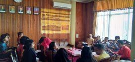 Launching Web Resmi Tim Penyelesaian Kerugian Daerah Kota Palangka Raya